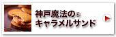 神戸魔法のキャラメルサンド6枚入