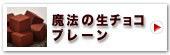 神戸魔法の生チョコレート・プレーン