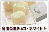 神戸魔法の生チョコレート・プラチナホワイト