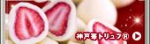 神戸苺トリュフ®(白箱)