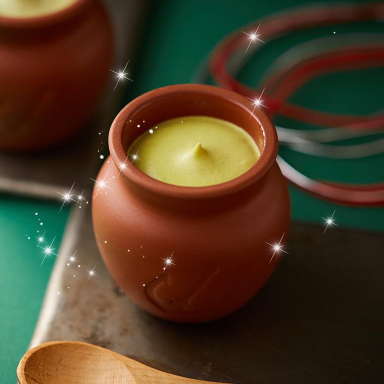 ギフトには神戸フランツ 魔法の壷プリン®・抹茶