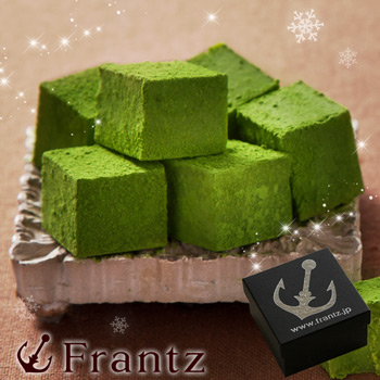 神戸フランツ「神戸魔法の生チョコレート・抹茶」